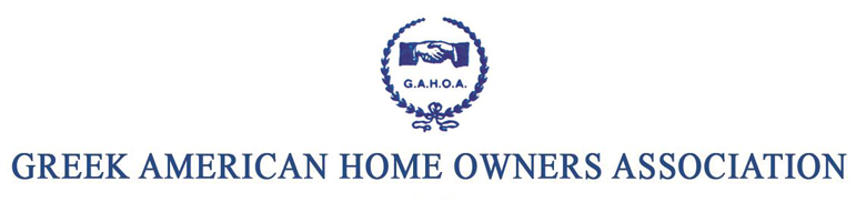 Greek American Homeowners Association